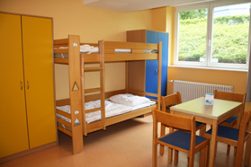 Hostel Berlin: Dormitories für Backpacker - Berliner Stadtmission